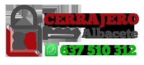 Cerrajería en Albacete Logo